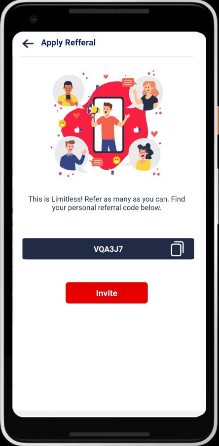 Customer-referral