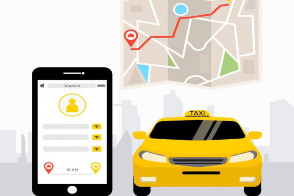 A Start-up Taxi Management Software's – Benefits, Features and Opportunities